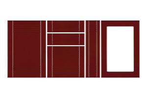 MDF Infoliat High Gloss Modern si Rustic Mobila Euroving 1